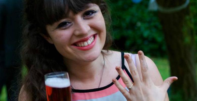 Maddie's Engagement