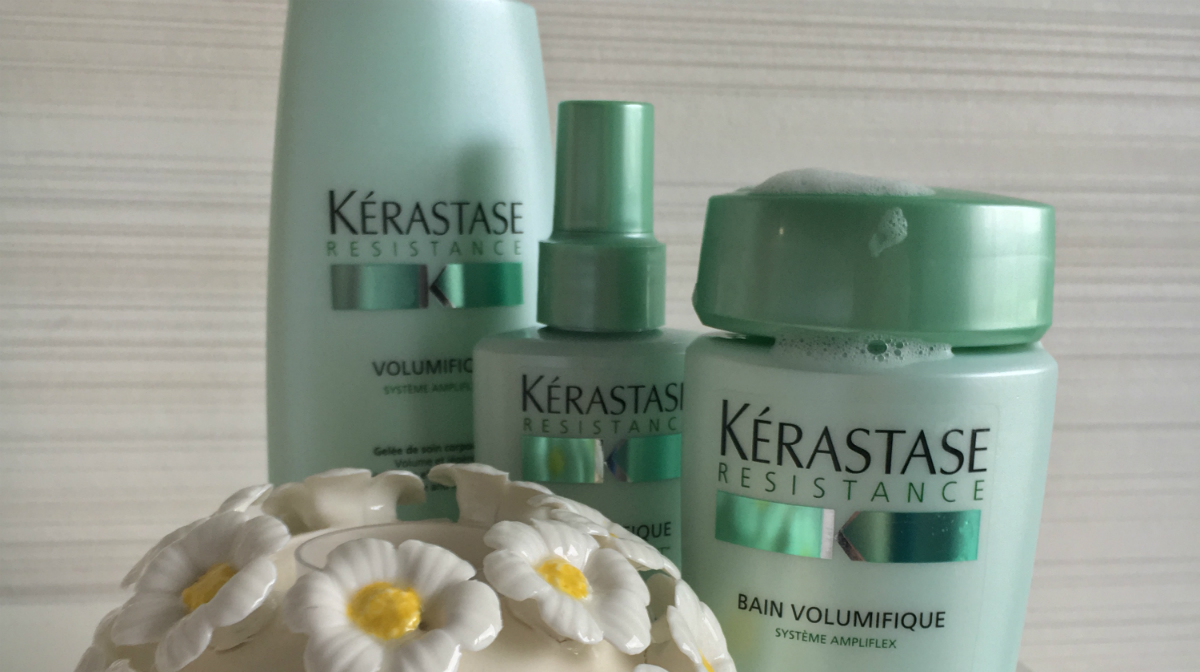 Review: Kérastase Resistance For Fine Hair