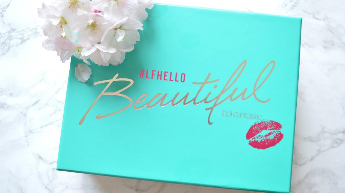 Bloggers Review the #LFHELLOBEAUTIFUL Beauty Box