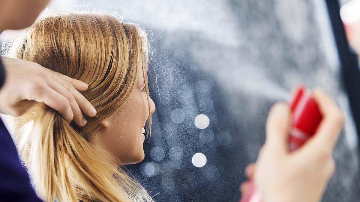 The Best Hairsprays