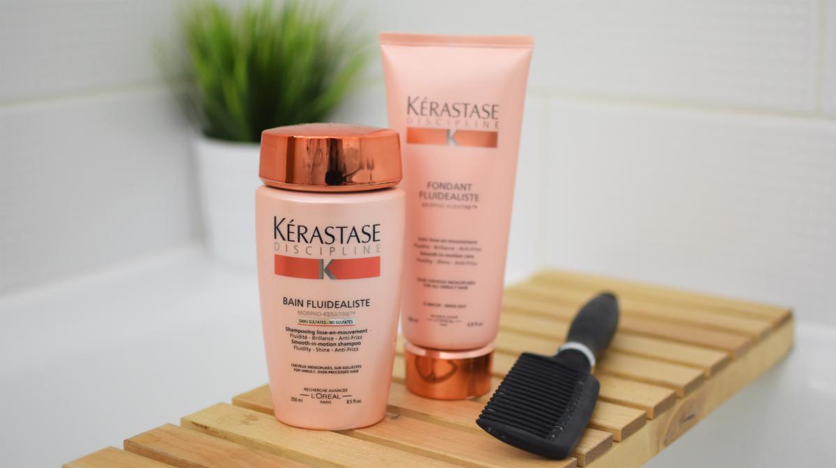Kérastase Discipline For Curly Hair