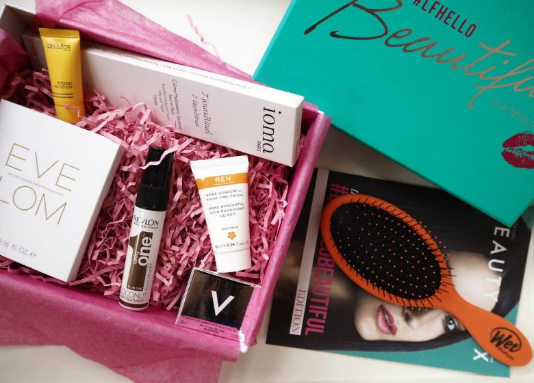 Caggie Dunlop Beauty Box Review