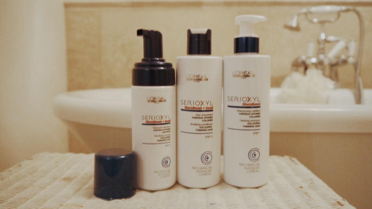 L'Oréal Professionnel Serioxyl Kit for Coloured Hair