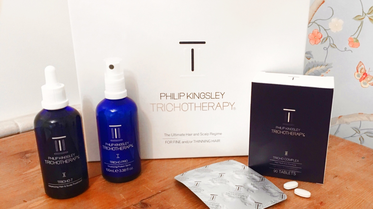 The Philip Kingsley Trichotherapy Kit