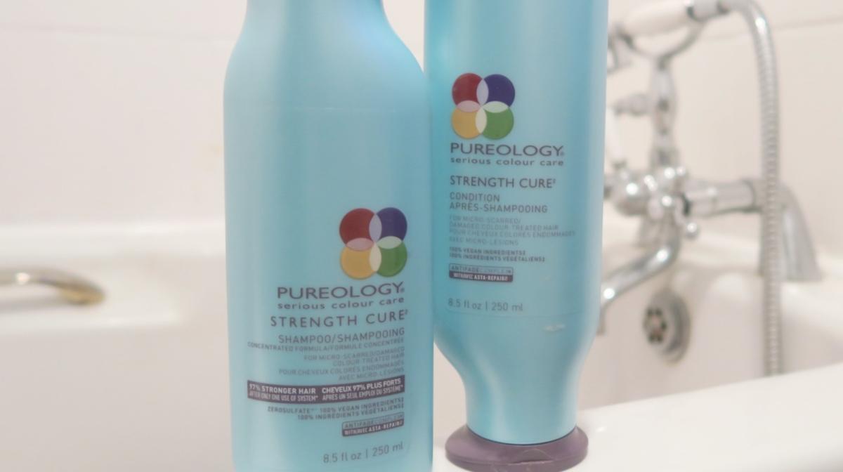 Pureology Strength Cure Range