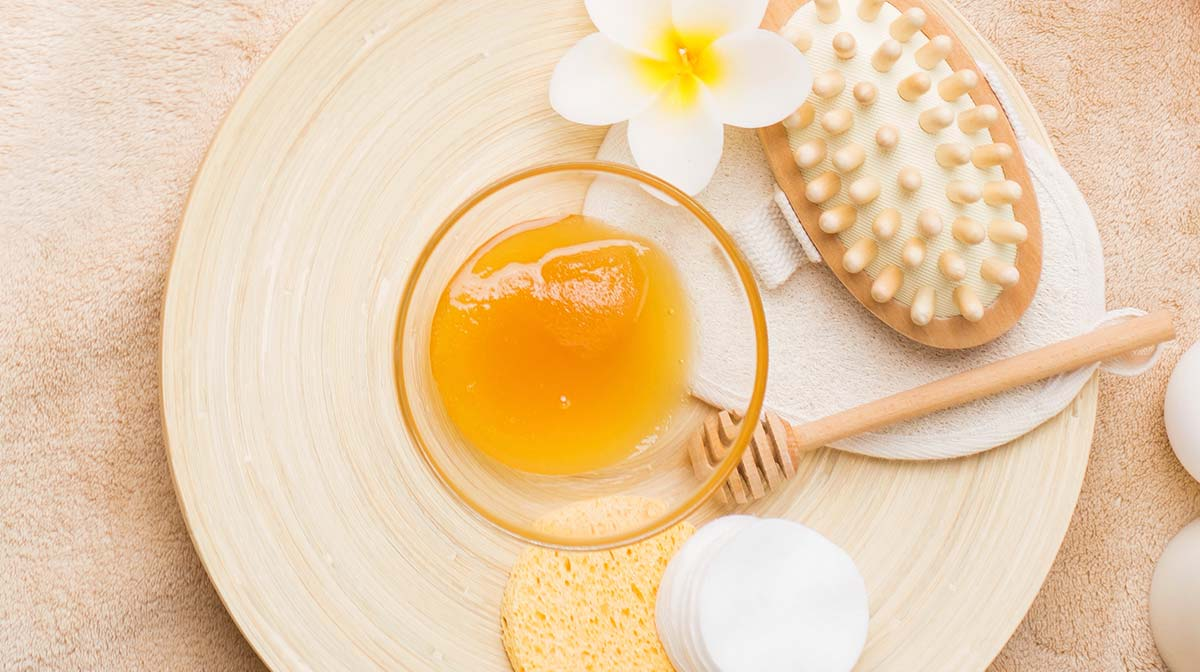 The Benefits Of Honey On Skin