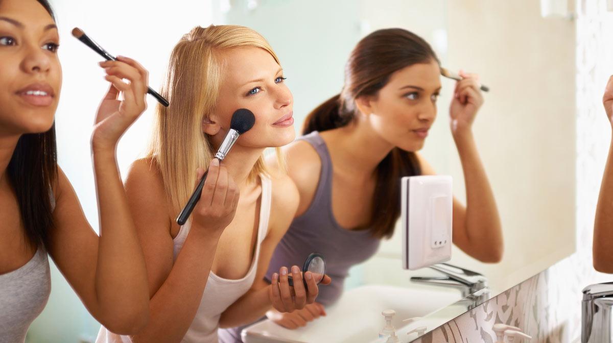 Beauty Maths: Makeup Best Friends