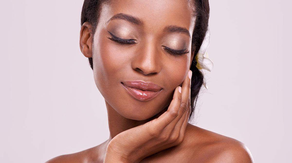 Facial for dark skin — photo 11