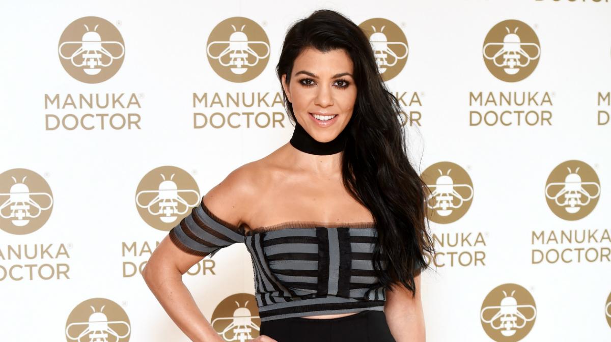 Kourtney Kardashian And Manuka Doctor
