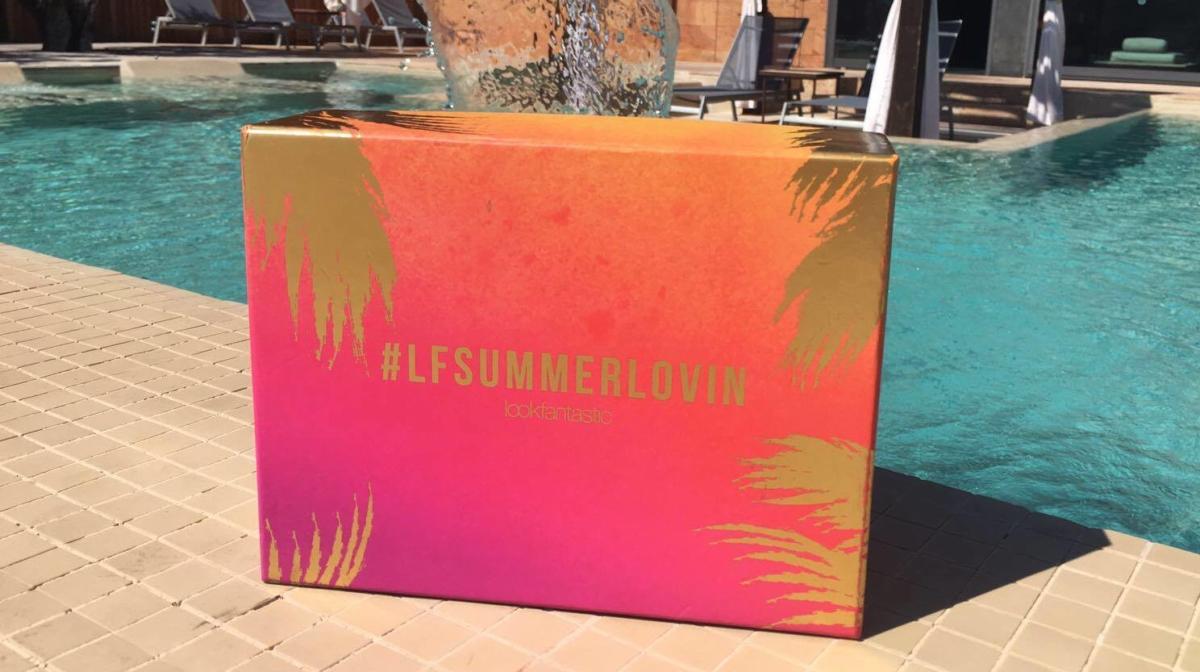 Sneak Peek of the July #LFSUMMERLOVIN Beauty Box