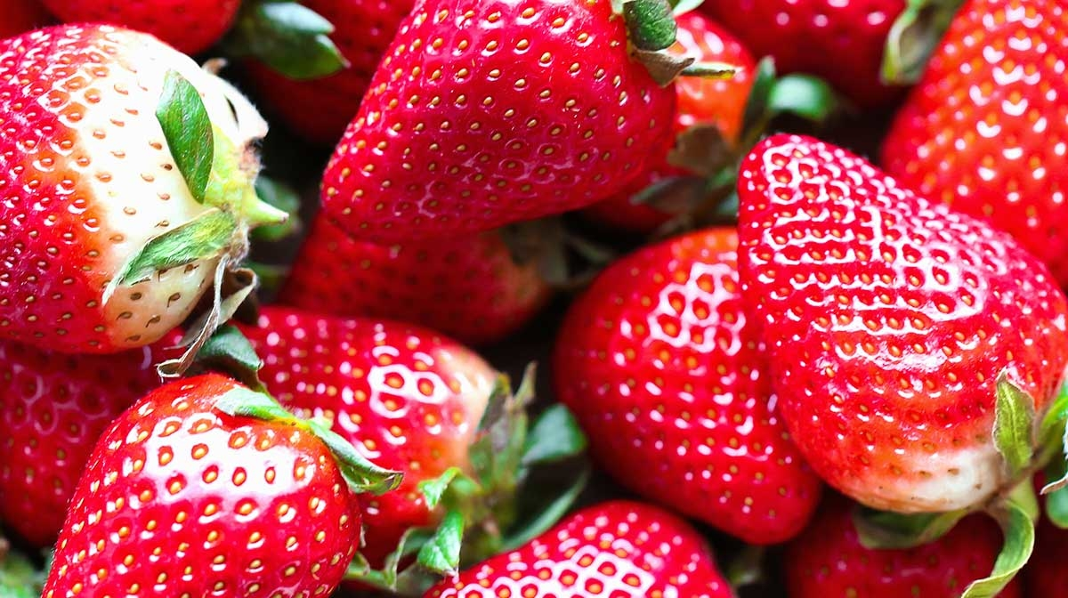 The Best Of Strawberry Beauty