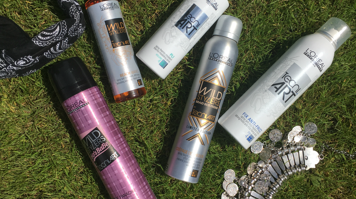Festival Hair Essentials