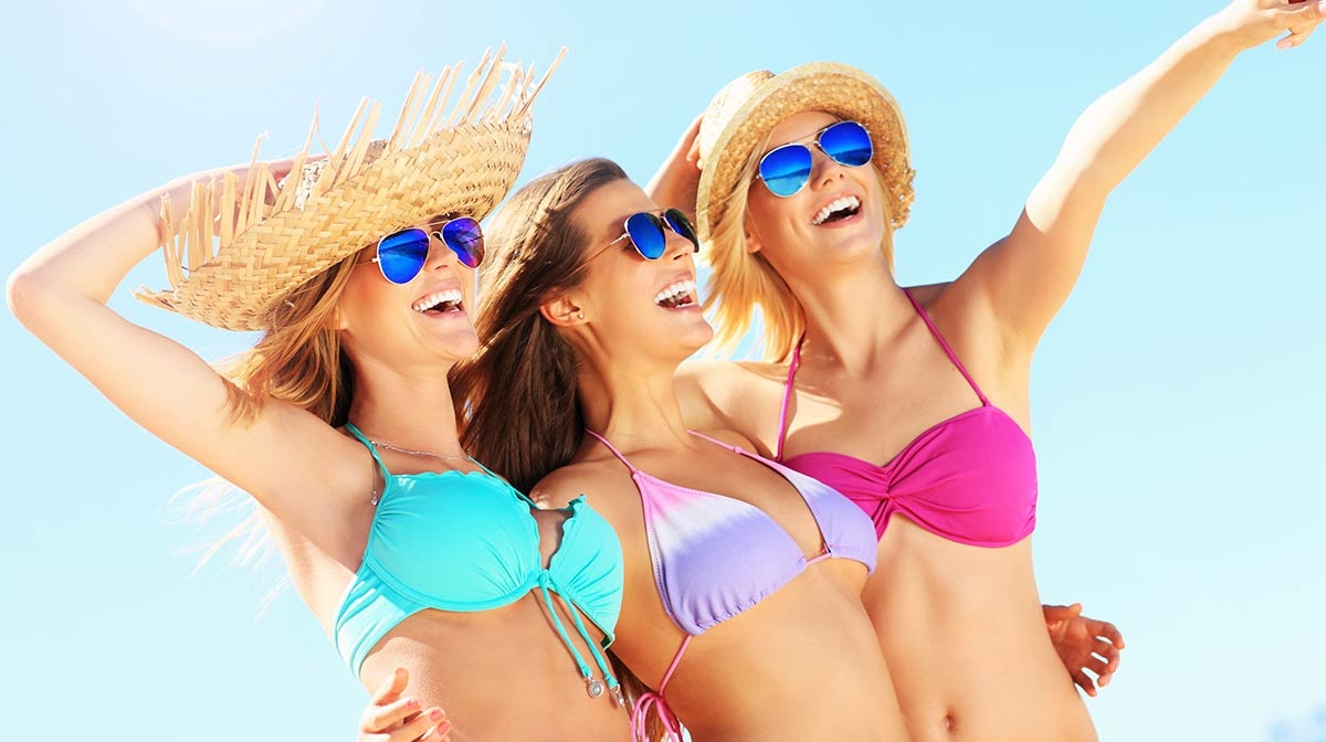 Get Fit For National Bikini Day