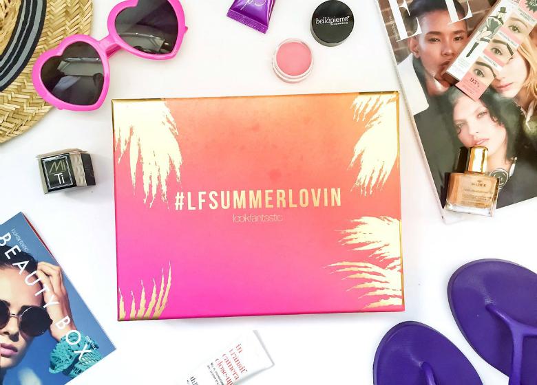 Which Beauty Box LFSummerlovin Lookfantastic Beauty Box Review