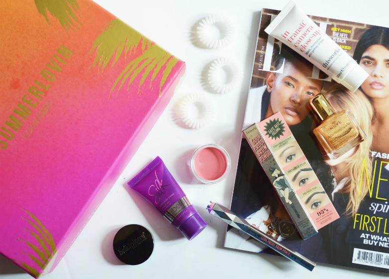 Sophie Rose Hearts LFSummerlovin Lookfantastic Beauty Box Review