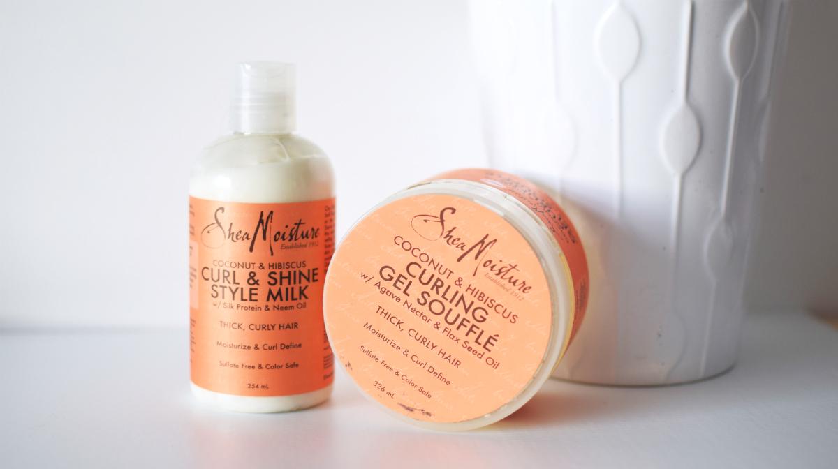 Shea Moisture: Natural Haircare