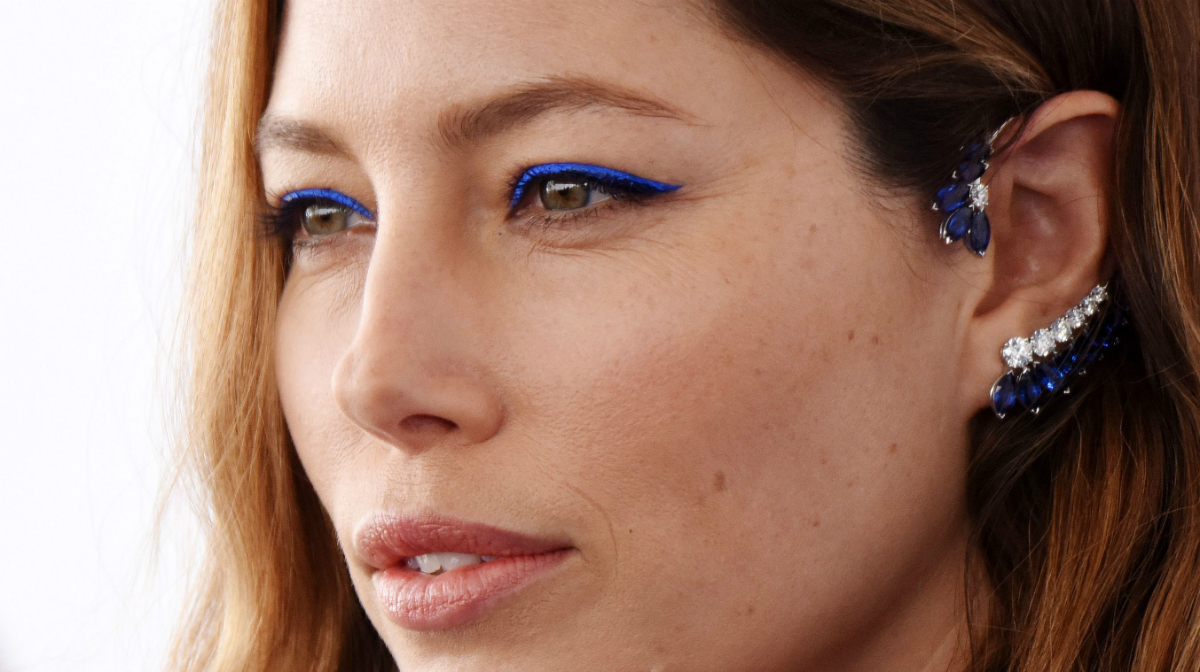 How to Wear Coloured Eyeliner