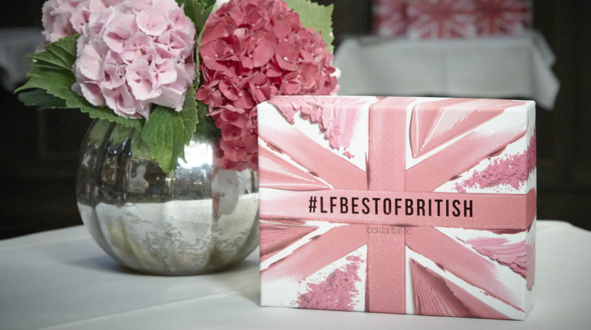 The #LFBESTOFBRITISH Beauty Box in Numbers