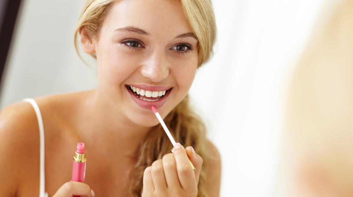 Beauty Maths: Date Night Hair and Makeup