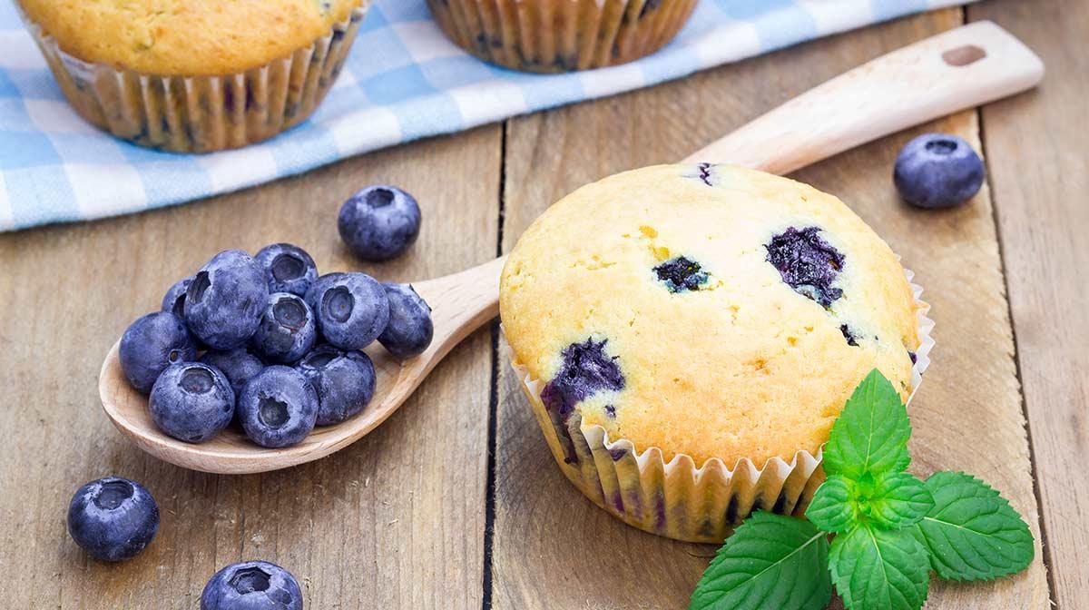 5 Healthy Baking Treats