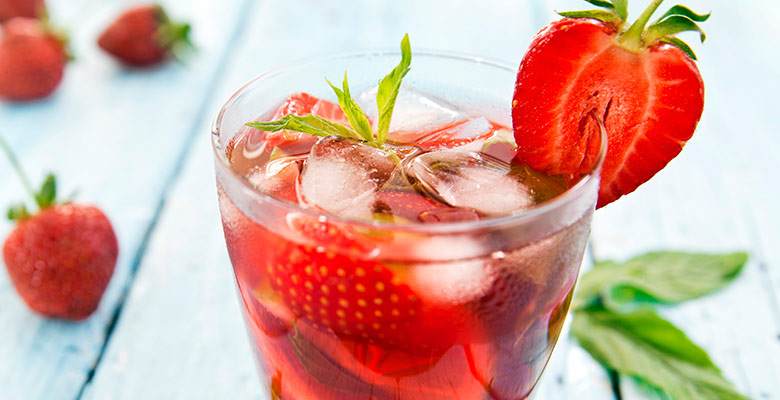 cocktails and mocktails