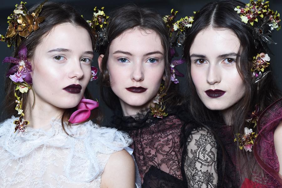 The Ultimate Burgundy Lip Edit