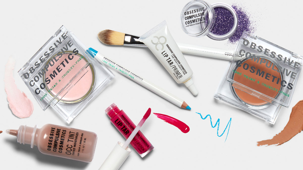 All About Obsessive Compulsive Cosmetics Makeup