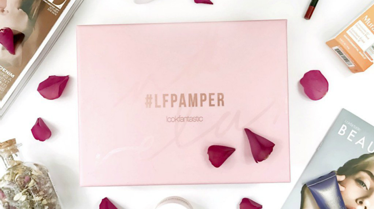 Bloggers Review the #LFPamper Beauty Box