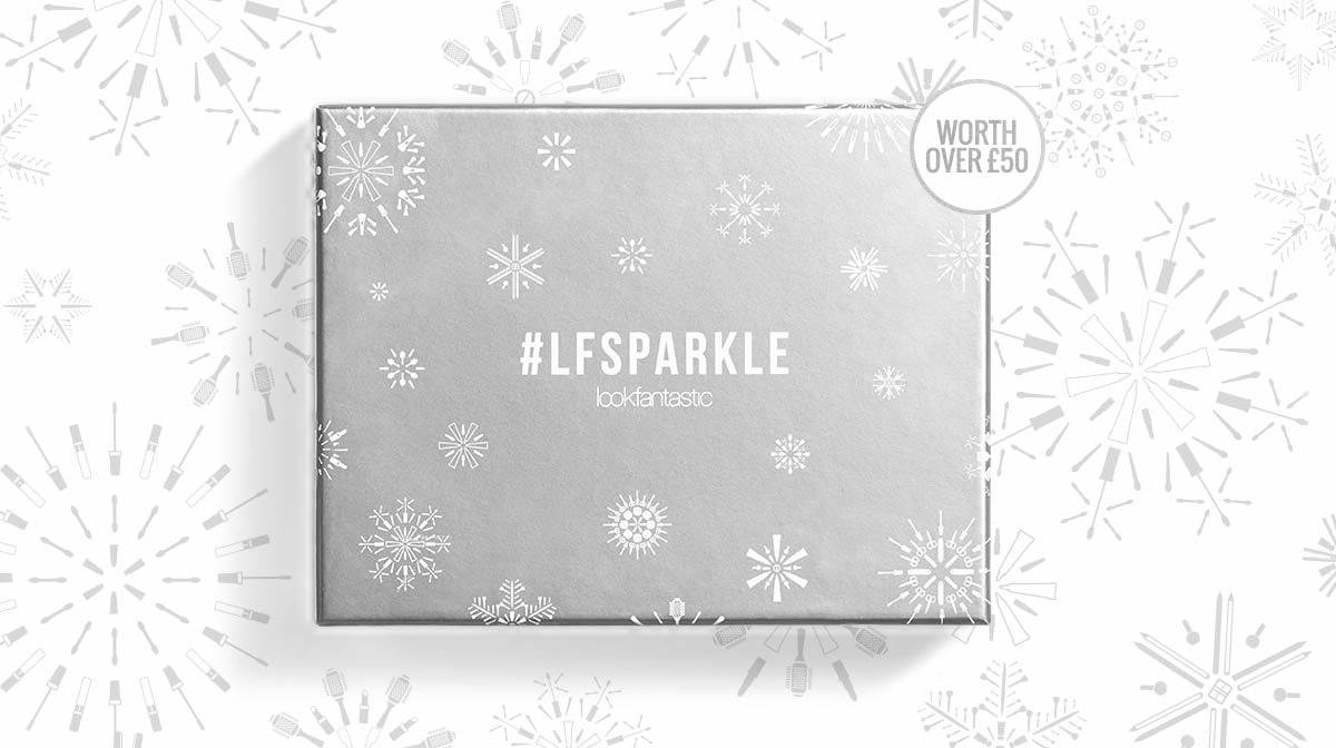 A Sneak Peek into the November Beauty Box #LFSPARKLE