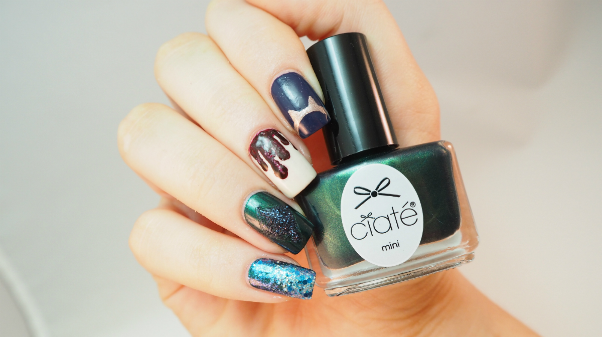#WickedlyWearable: Halloween Manicures with Ciaté