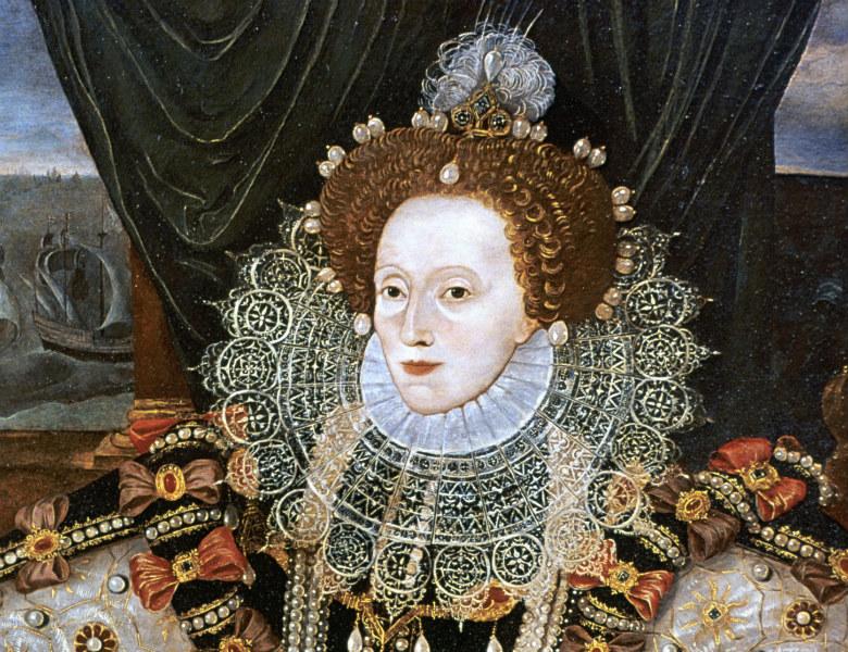 Queen Elizabeth I Red Lipstick