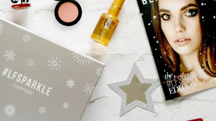 #LFSparkle Unboxing and Blogger Reviews