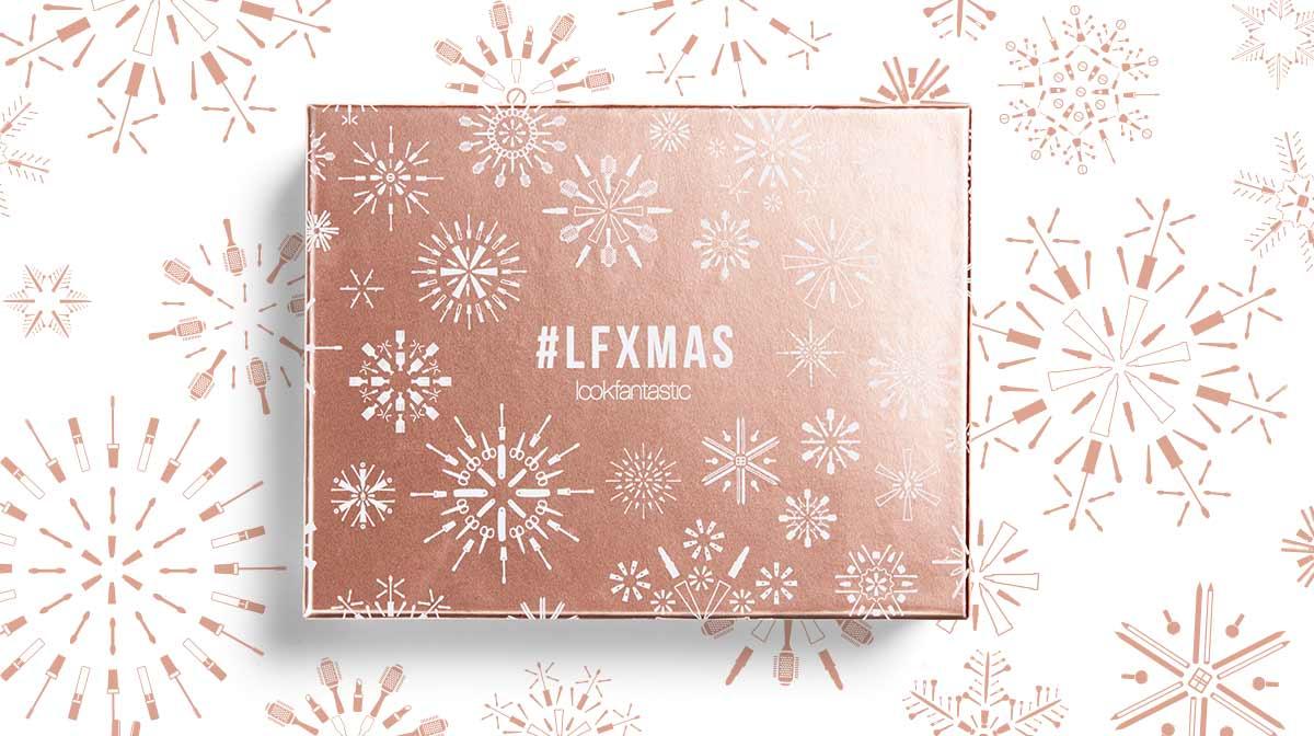 A Sneak Peek of the December #LFXMAS Beauty Box