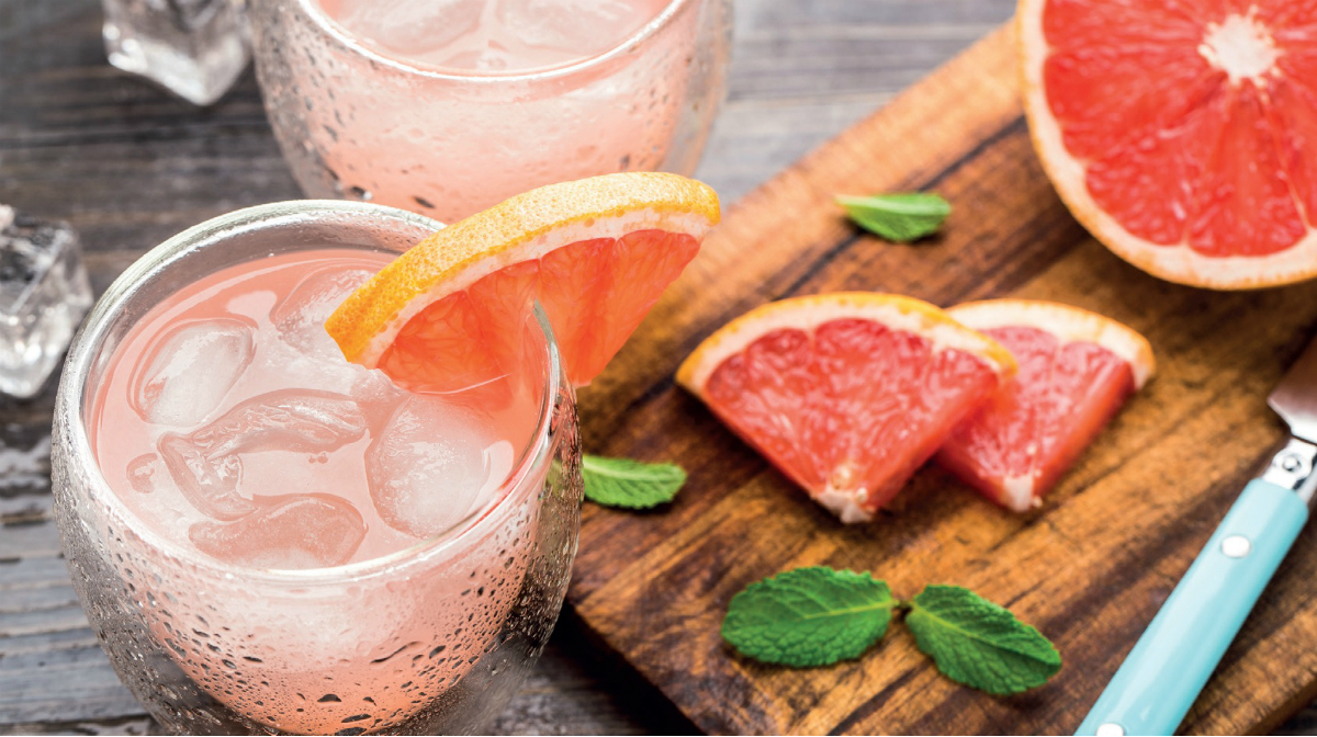 How To Make A Rose Gold Spritzer
