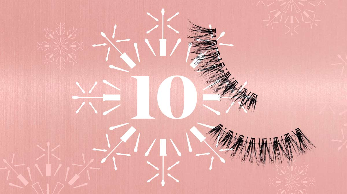 Winter Makeup: Day 10- Perfect Lashes with Ardell