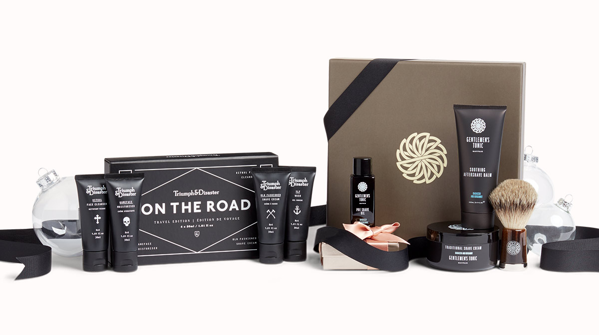 Beauty Unwrapped: The Best Christmas Gifts For Him