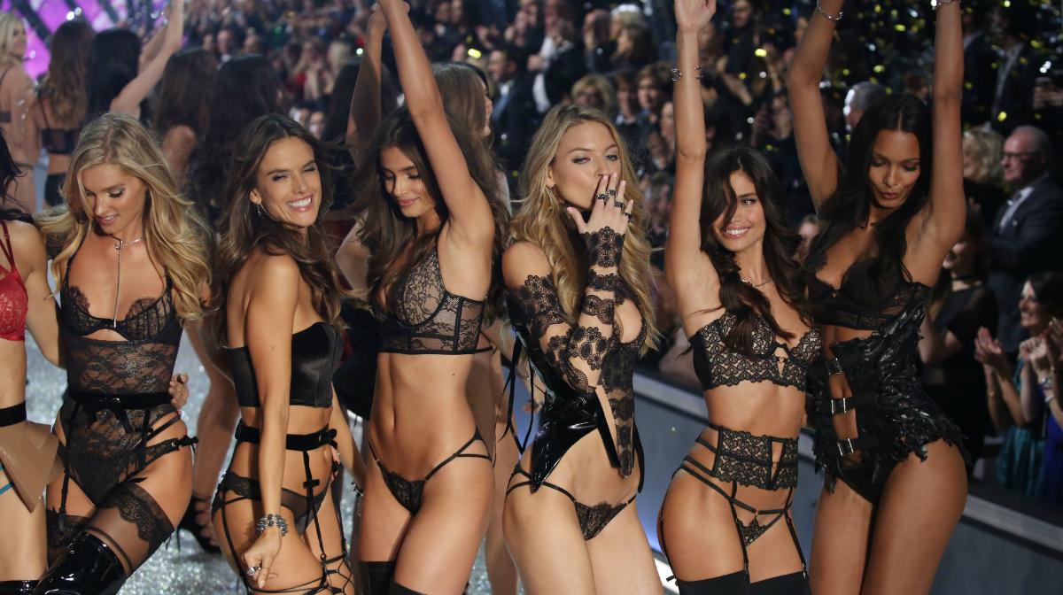Vita Liberata TANS-formed The Victoria's Secret Angels!