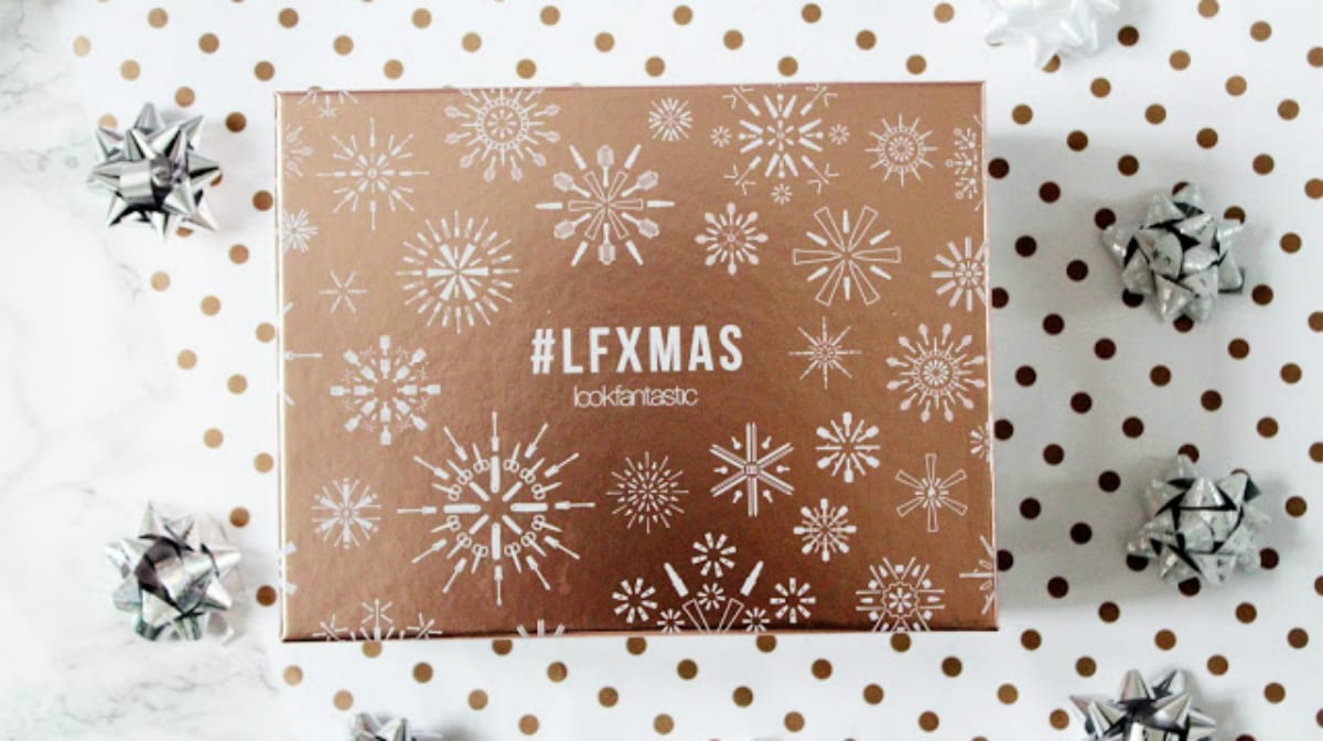 Unboxing and Reviewing the #LFXMAS Beauty Box