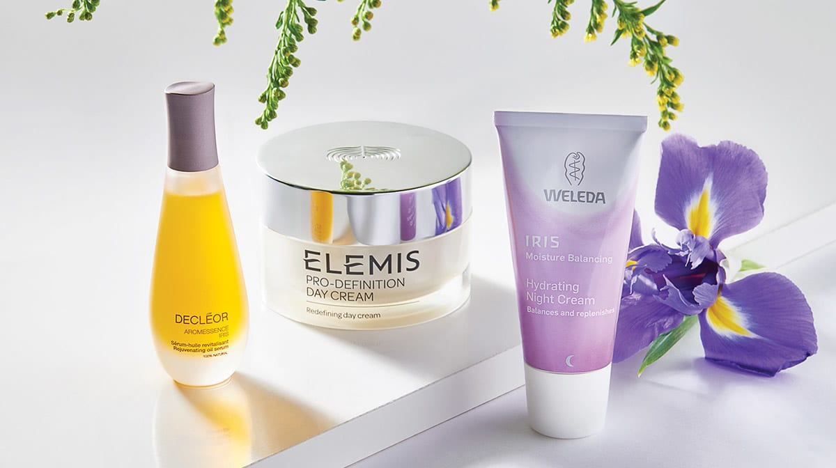 The Beauty Glossary: Iris and its Skincare Benefits
