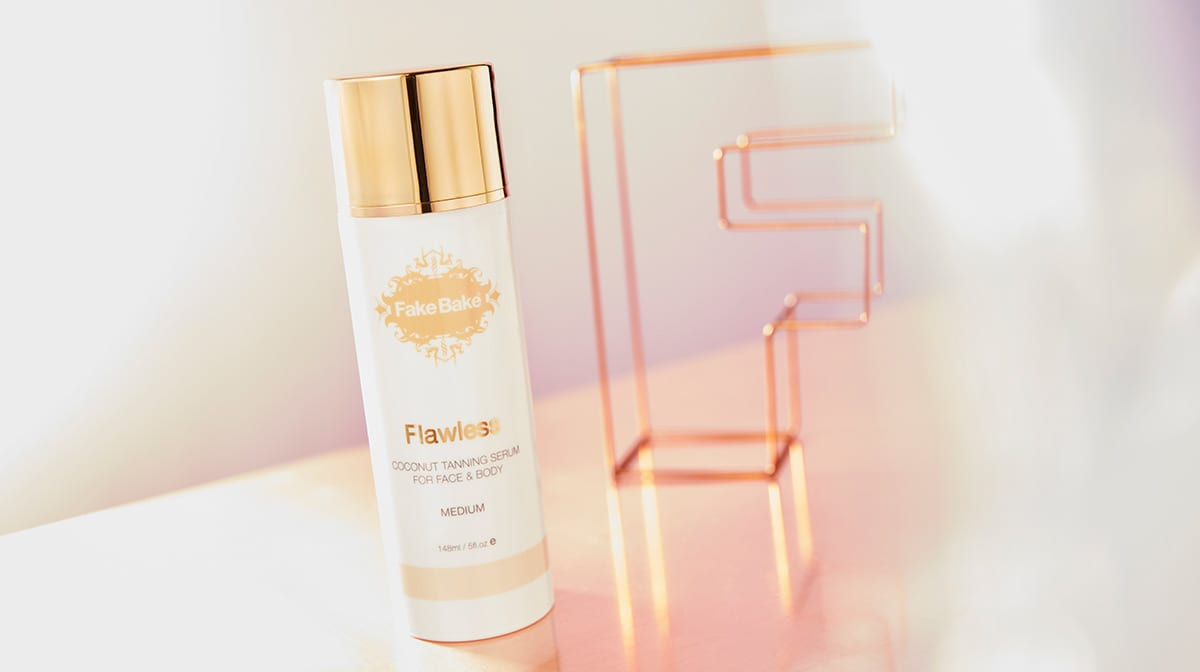 Beauty Discoveries: F is for Fake Bake Coconut Tanning Serum