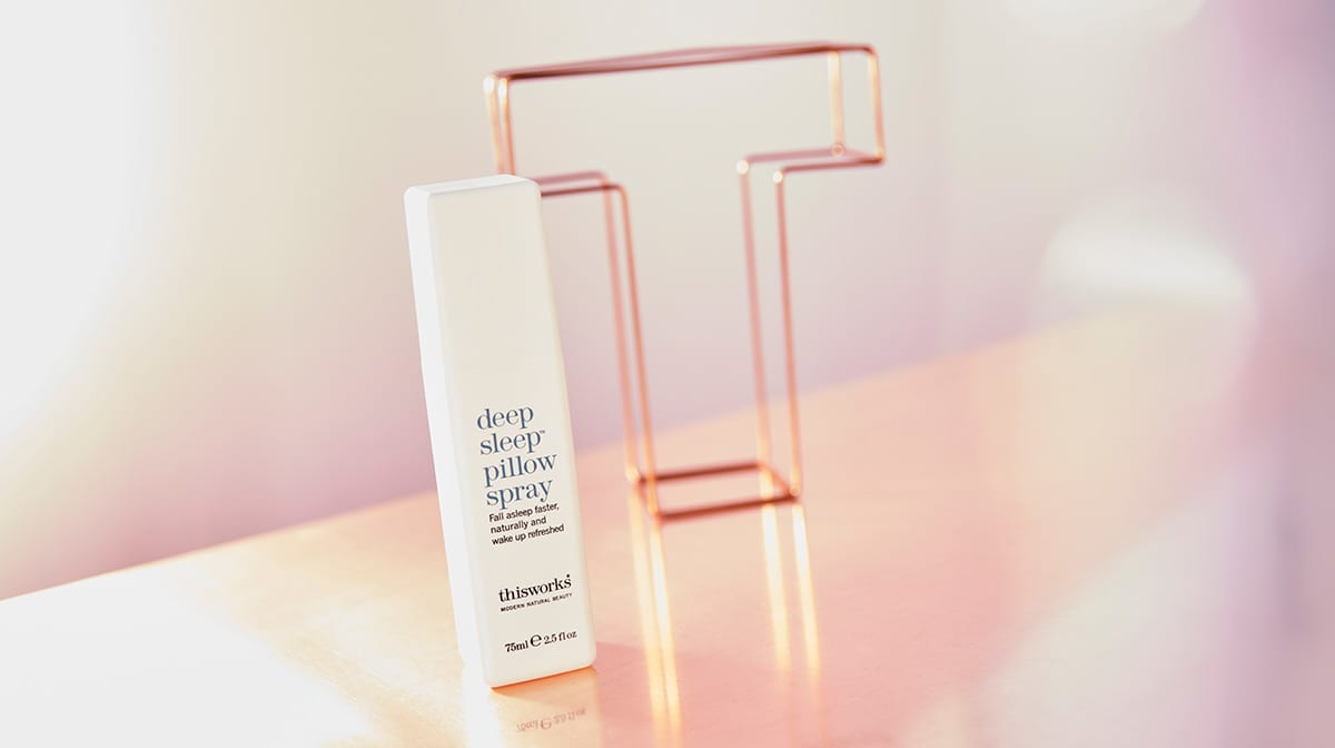 Beauty Discoveries: T is for This Works Deep Sleep Pillow Spray