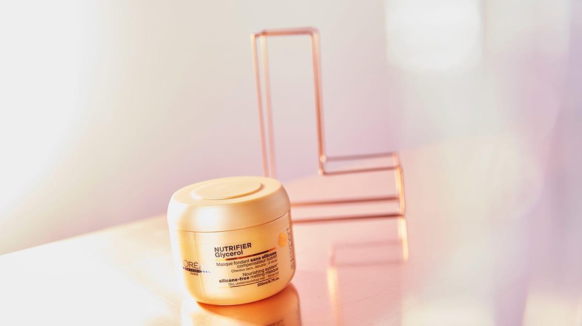 Beauty Discoveries: L is for L'Oréal Professionnel Nutrifier Masque