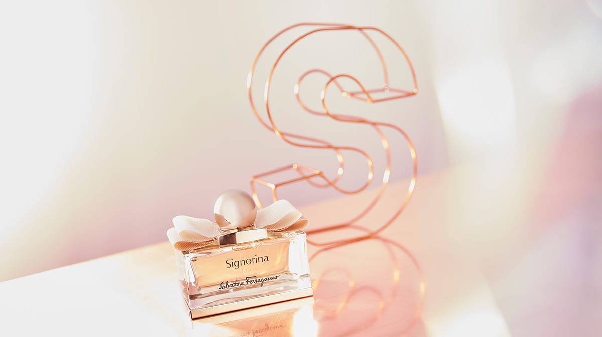 Beauty Discoveries: S is for Salvatore Ferragamo