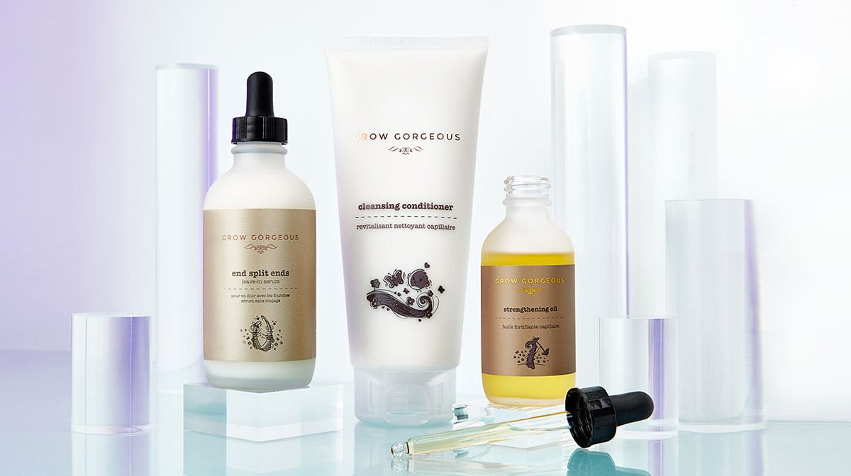 Anti Pollution Haircare with Grow Gorgeous