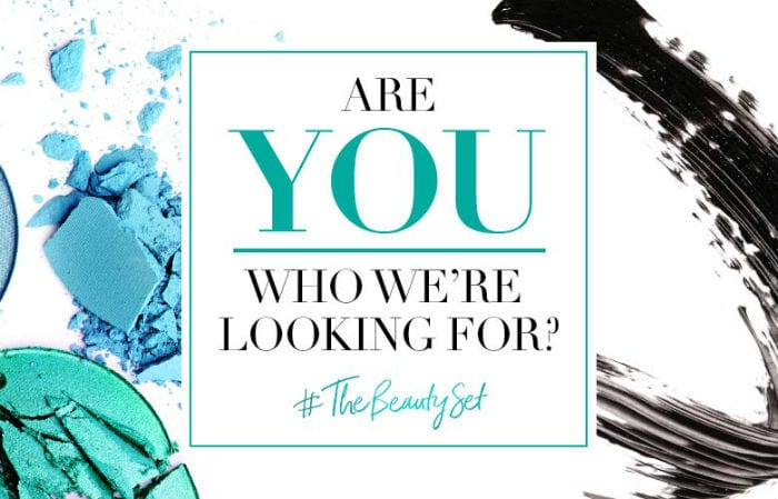 The Beauty Set lookfantastic blogger competition