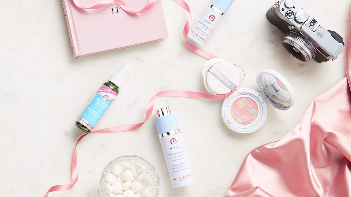 First Aid Beauty: Sensitive Skin Saviours