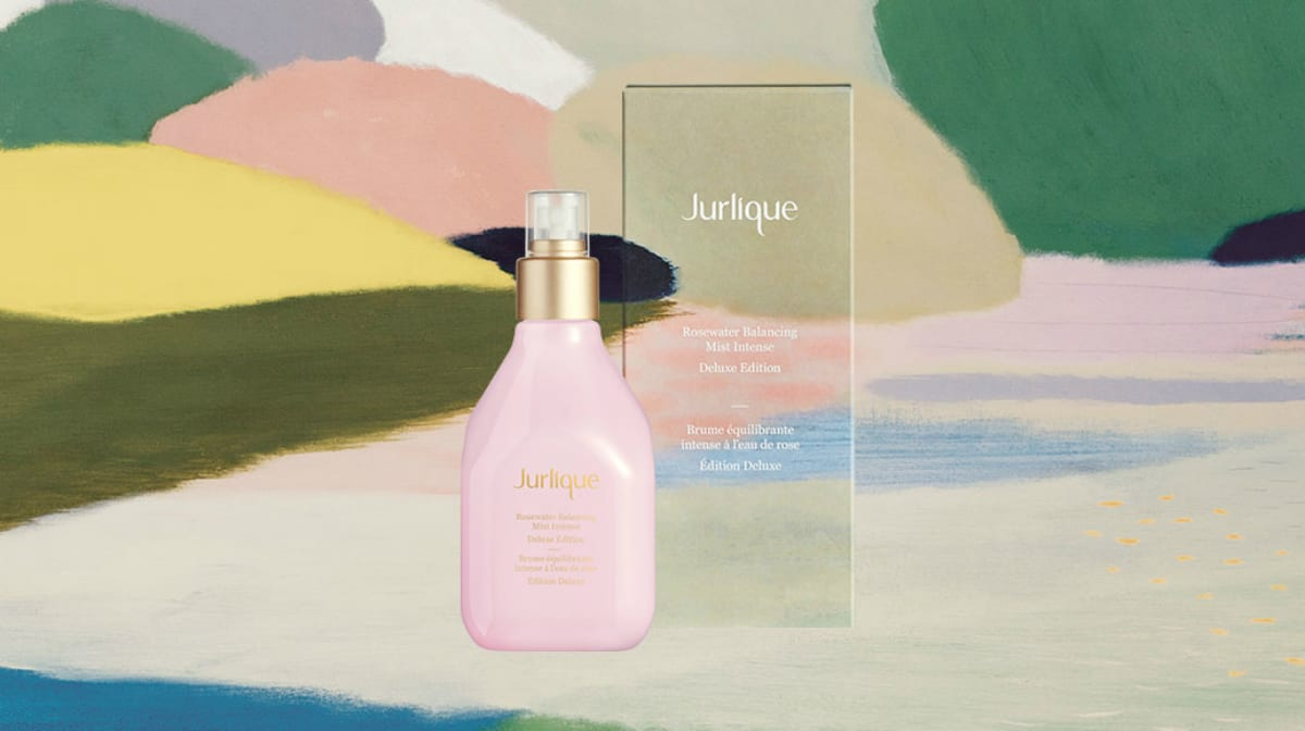 The Jurlique Rosewater Balancing Mist Deluxe Edition 2017