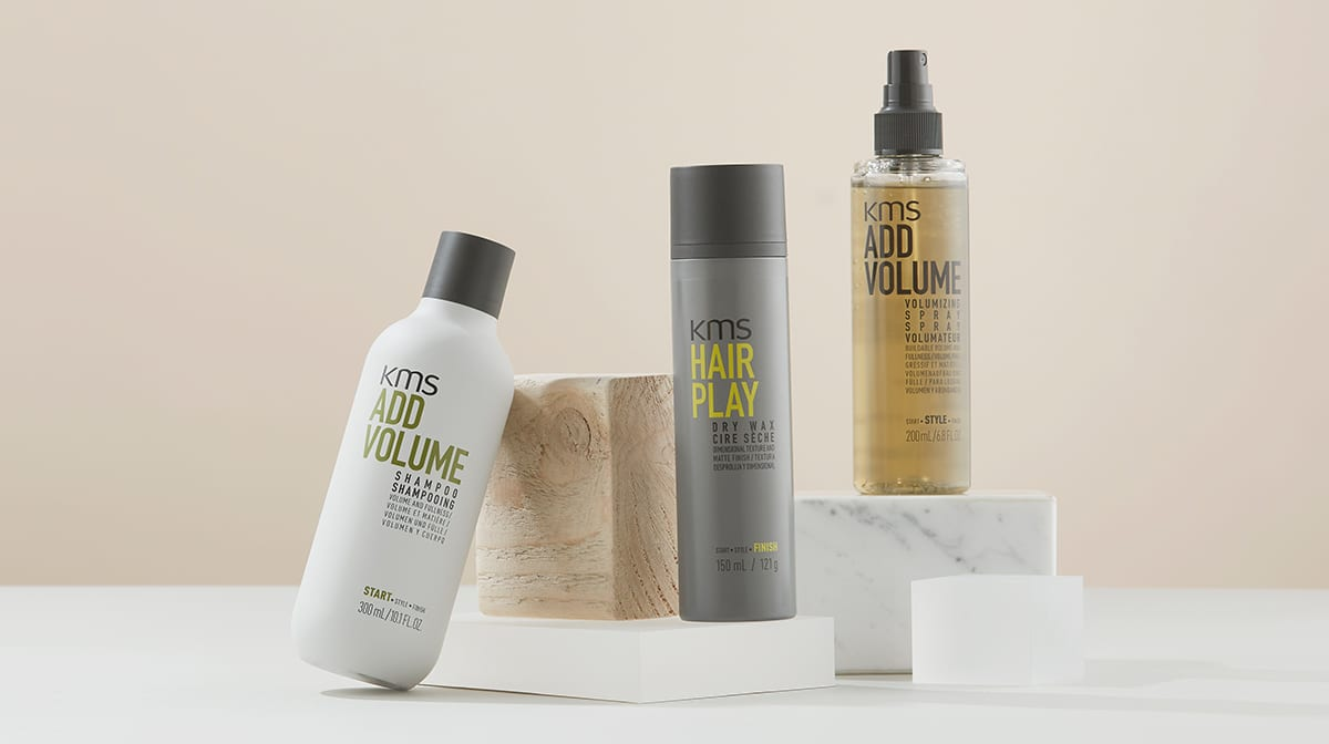 Overhaul Your Haircare Routine With KMS Hair