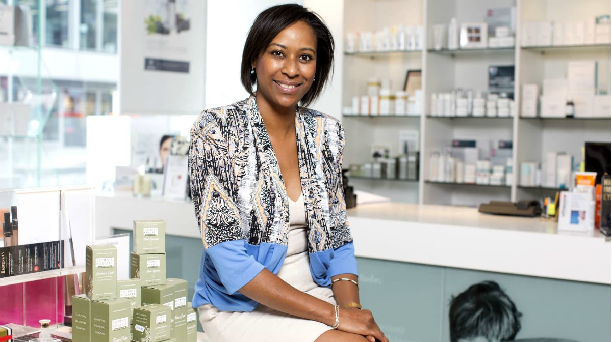 A Day In The Life Of A Botanical Beauty: Antonia Burrell