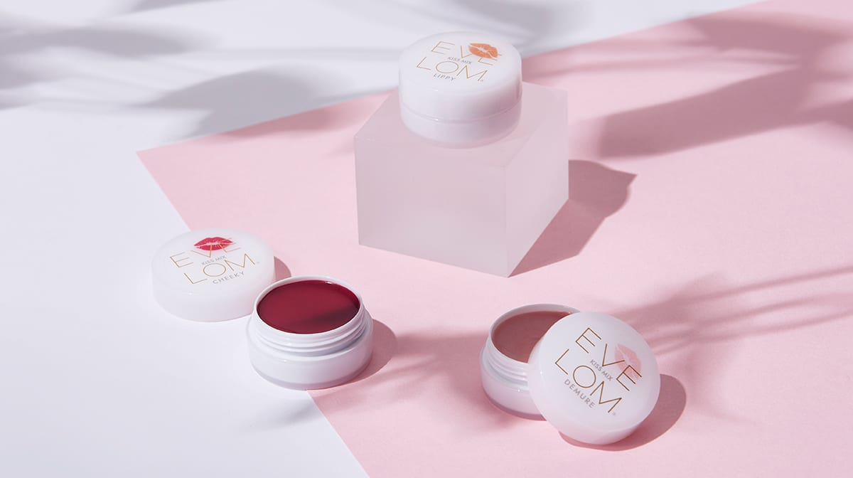 New In: Eve Lom Tinted Kiss Mixes